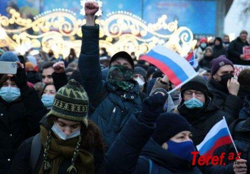 ABŞ səfirliyinin açıqlaması Rusiyanın daxili işlərinə müdaxilədir - Peskov