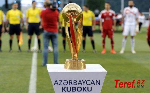 Azərbaycan Kuboku: 1/4 finalın son 3 iştirakçısı bəlli olur