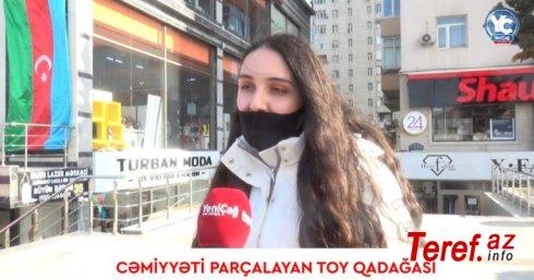 """Məhv olan """"toy biznes""""i və """"sultan""""lıqda çürüyən cavanlıq:"""