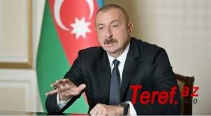 """İlham Əliyev: """"Azərbaycanda heç bir senzura yoxdur"""""""