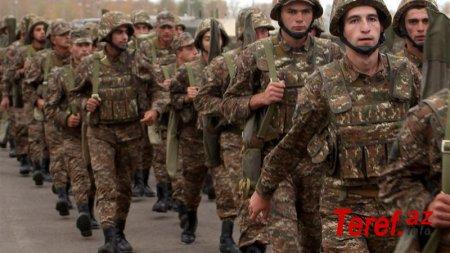 Qarabağdan erməni hərbçilər çıxarılır -