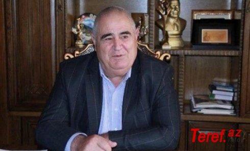 """Bankir Şərurlu İsfəndiyara 10 milyon """"atıb"""""""