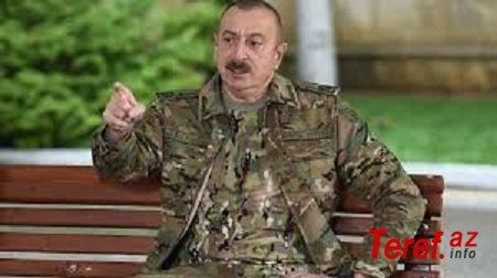 Şəhid atası Prezidentə mraciət etdi: