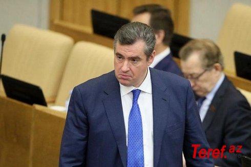 Rusiyalı deputatın AŞPA-da çıxışını bitirməsinə imkan verilməyib