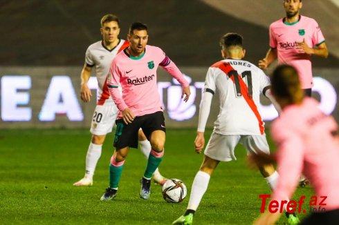 "Messi vurdu, ""Barselona"" 1/4 finala yüksəldi"