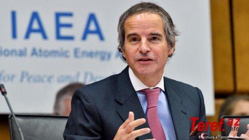Beynəlxalq Atom Enerjisi Agentliyinin baş direktoru Tehrandadır