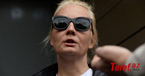 Yuliya Navalnaya Rusiyaya qayıtdı