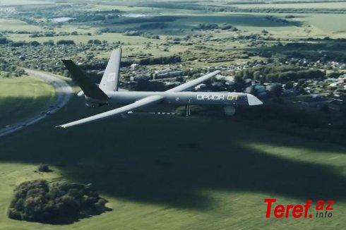 """Rusiya """"Orion"""" dronunu sınaqdan keçirib - Suriyada"""