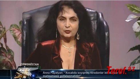 Erməni yazıçı: