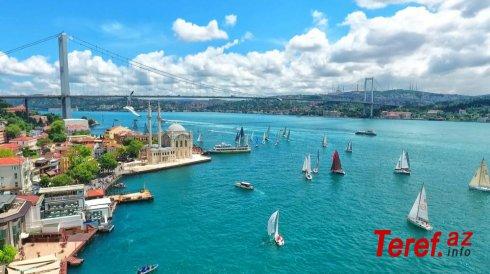 İstanbul boğazı donacaq? - FOTO