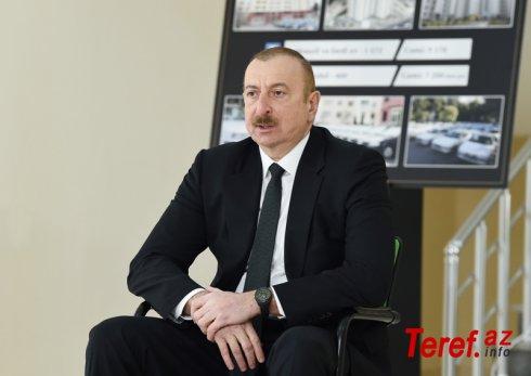 Azərbaycan xalqı yeni tarix yazdı -