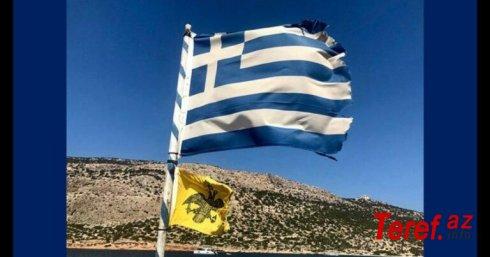 Yunanıstan Türkiyə sərhədindəki adanı işğal etdi - FOTOLAR