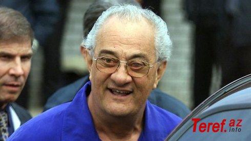 Haqqında film çəkilən məşhur mafiyanın başçısı öldü