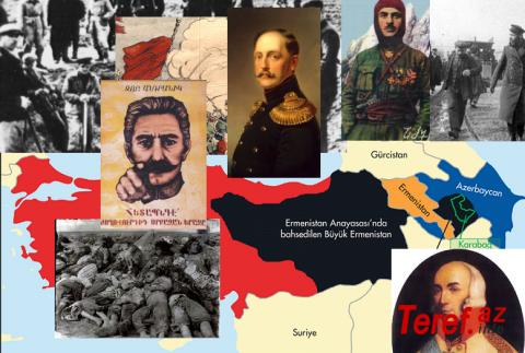 """""""Erməni məsələsi"""", yoxsa Rus imperializminin 250 illik edam baltası - Tarix necə təhrif olundu?"""