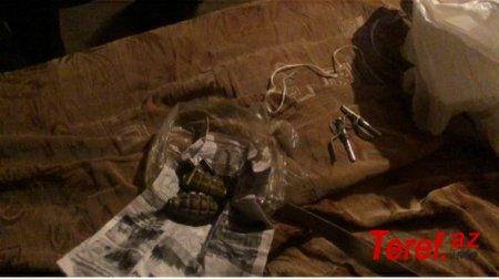 Cəlilabad sakinlərindən silah-sursat və narkotik aşkarlandı - FOTO