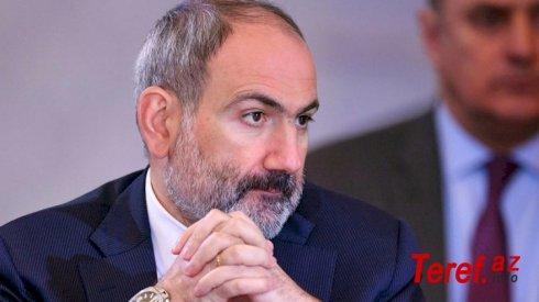 Paşinyan erməni xalqından üzr istədi