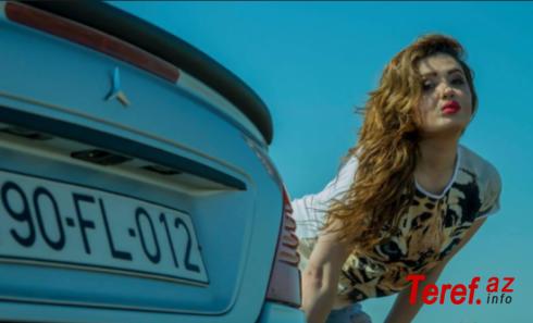 """""""Miss Azərbaycan"""" gözəllik yarışmasının qalibi model-aktrisa Əfsananənin lüt şəkilləri yayıldı +18 FOTOLAR"""