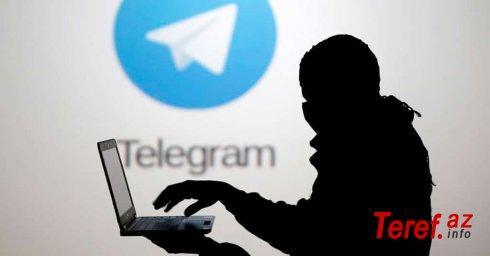 """Diqqət! """"Telegram""""la şantaj fırıldaqçılığı"""