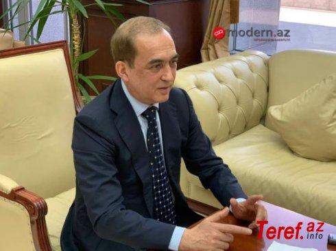 Deputatın oğlunun adına şirkətlər üzə çıxdı - SƏNƏD