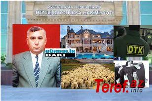 """Həbs olunan icra başçıları """"Səni deyirlər"""", Alı Alıyev-"""