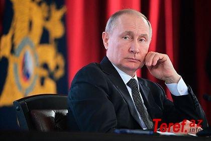 Putindən tapşırıq: