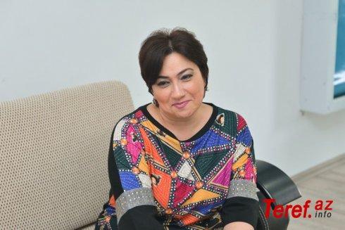 Hacıbaba Hüseynovun qızı:
