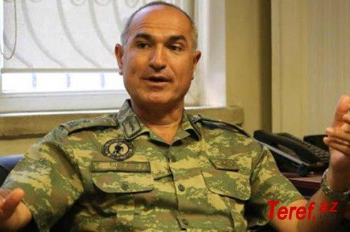 Türkiyəli general: