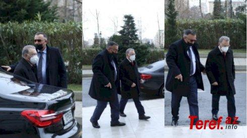Ramiz Mehdiyev YAP-ın qurultayında