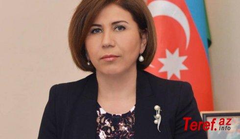 Bahar Muradovaya YAP-da yüksək vəzifə verildi