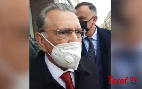 Ramiz Mehdiyev qurultaydan danışdı – Video