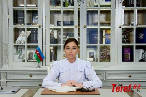 Mehriban Əliyeva YAP sədrinin birinci müavini təyin edilib