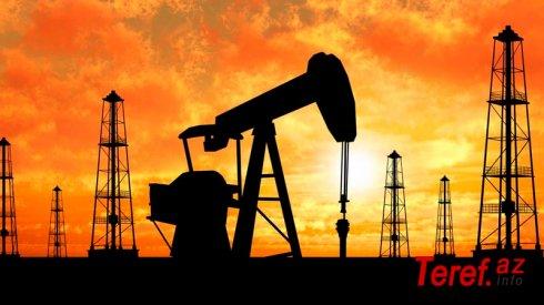 """""""Brent"""" markalı neft ötən ilin yanvar səviyyəsinə qalxdı"""
