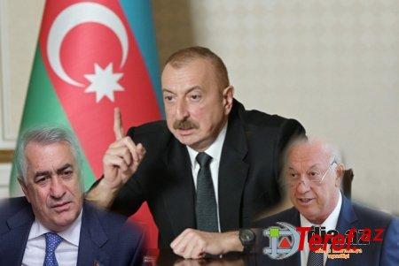 İKİ OLİQARX TƏŞVİŞ İÇİNDƏ...