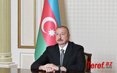 Prezident İlham Əliyev Azərbaycan qadınlarını təltif edib - SİYAHI