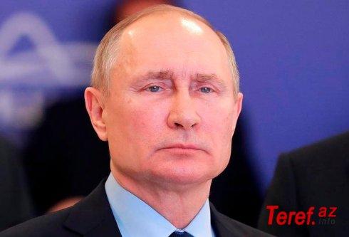 Putin İranın ali rəhbərinin məktubunu cavablandırdı