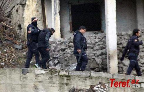 Türkiyə sərhədində əməliyyat: terrorçular 2 milyonla saxlanıldı