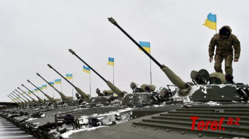 Rusiya və Ukrayna arasındakı razılaşma əngəlləndi - Kiyev müharibəyə hazırlaşır