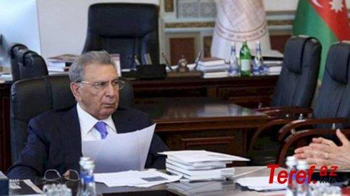 Ramiz Mehdiyev ağır xəstəlikdən əziyyət çəkir... - VİDEO