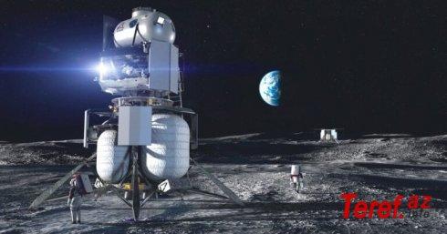 NASA Aya qadın göndərir - Missiya