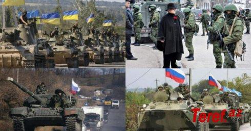 Ukraynada müharibə başladı: separatçılar hücuma keçdi – 20 ölü…