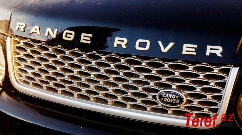 """""""Range Rover"""" Azərbaycan qanunlarını pozur - FOTO"""
