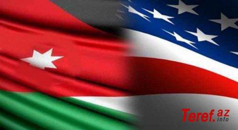 ABŞ və İordaniya liderləri danışıqlar aparıblar