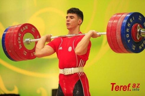 Azərbaycanlı atlet iki erməni ilə mübarizə aparacaq