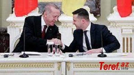 Ankara Ukraynanın ərazi bütövlüyünü dəstəkləyir.