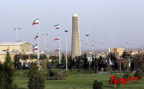 İran nüvə obyektindəki qəzanının terakt nəticəsində baş verdiyini bildirib