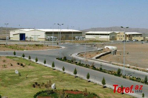 İranın Atom Enerjisi Təşkilatının nümayəndəsi Nətənz nüvə mərkəzində xəsarət alıb