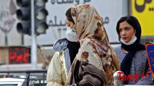 Tehran xəstəxanalarında koronavirusa yoluxanlar üçün yataq yerləri tükənib