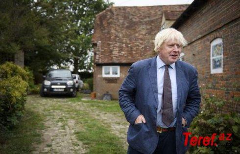 Boris Conson evini kirayə verir