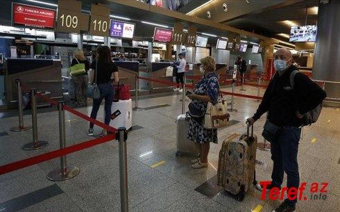 Rusiya Türkiyə və Tanzaniya ilə hava əlaqəsini müvəqqəti məhdudlaşdırır