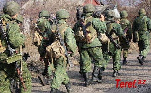 """""""National Interest"""" Rusiya və Ukrayna arasında müharibə ehtimalını qiymətləndirdi"""